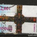 Sellos: R61/ ESPAÑA USADOS 2008, CRUZ DE LA VICTORIA CATEDRAL DE OVIEDO. Lote 168147088