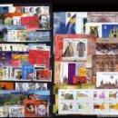 Sellos: ESPAÑA: AÑO 2010 COMPLETO Y NUEVO, MNH. Lote 168373197