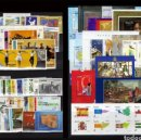 Sellos: ESPAÑA: AÑO 2009 COMPLETO Y NUEVO, MNH. Lote 168373616