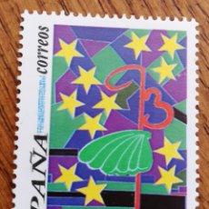Selos: ESPAÑA : N°3269 MNH, DISEÑO INFANTIL 1993.. Lote 169298246
