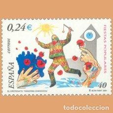 Sellos: NUEVO - EDIFIL 3806 - SPAIN 2001 MNH. Lote 277438638