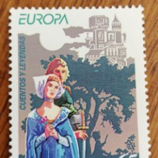 Sellos: ESPAÑA : N°3482 MNH, EUROPA 97'. Lote 194509917