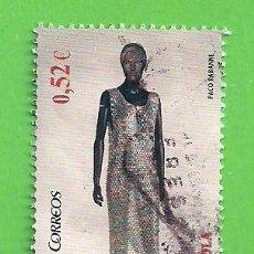 Sellos: EDIFIL SH 4813A. (4813). MODA ESPAÑOLA - PACO RABANNE. (2013).. Lote 169430444