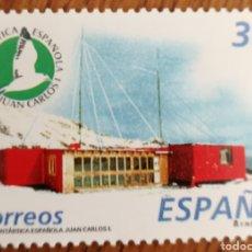 Sellos: ESPAÑA :N°3592 MNH, ANIVERSARIO DE LA NAVE ANTÁRTICA ESPAÑOLA JUAN CARLOS I, 1998. Lote 220061888