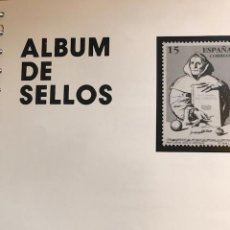 Sellos: SELLOS ESPAÑA 1991 AÑO COMPLETO CON LAS SH TARJETAS POSTALES Y AEROGRAMAS. Lote 169604880