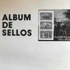 Sellos: SELLOS ESPAÑA 1992 AÑO COMPLETO CON LAS SH TARJETAS POSTALES Y AEROGRAMAS Y HOJAS EXPO SEVILLA MNH. Lote 169605072