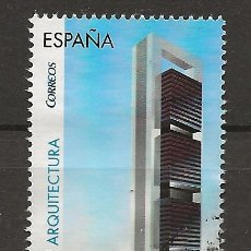 Sellos: R61/ ESPAÑA USADOS 2009, ARQUITECTURA. Lote 169622524