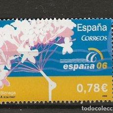 Sellos: R61/ ESPAÑA USADOS 2006, EDIFIL 4241, ESPAÑA 2006. Lote 169625424