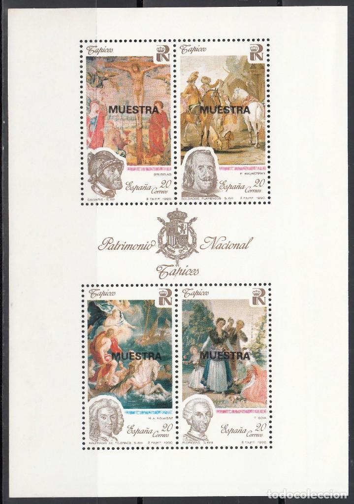 ESPAÑA, 1990 EDIFIL Nº 3090M, *MUESTRA* (Sellos - España - Juan Carlos I - Desde 1.986 a 1.999 - Nuevos)