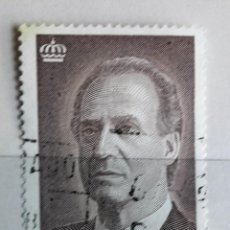 Sellos: ESPAÑA 1996, SELLO USADO REY JUAN CARLOS I 100PTS . Lote 170291748