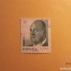 Sellos: ESPAÑA 2008 - SERIE BÁSICA - JUAN CARLOS I, 0,10 € - EDIFIL 4363.. Lote 170351692