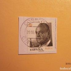 Sellos: ESPAÑA 2008 - SERIE BÁSICA - JUAN CARLOS I, 0,01 €.. Lote 170351888