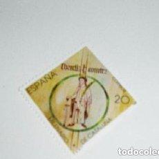Sellos: ESPAÑA EDIFIL 2960*** - AÑO 1988 - MILENARIO DE CATALUÑA . Lote 170650505