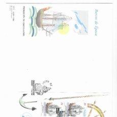 Selos: ESPAÑA SOBRE PRIMER DIA Nº 3352 Y 3353 (**). Lote 171511540