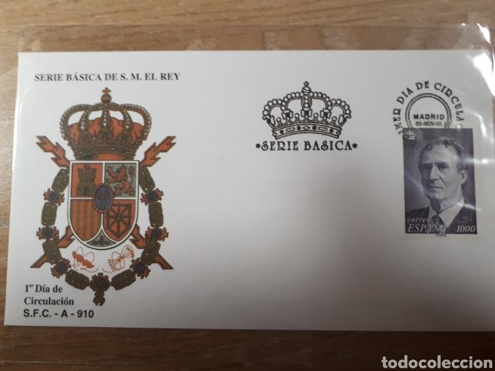SOBRE PRIMER DIA AÑI 1995 EDIFIL 3403 LOTE N.728 (Sellos - España - Juan Carlos I - Desde 1.986 a 1.999 - Cartas)