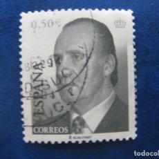 Selos: 2002 JUAN CARLOS I, EDIFIL 3861. Lote 172060687