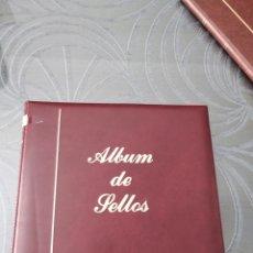Sellos: ALBUM DE SELLOS USADOS DESDE 1980 A 1990. FALTAN ALGUNAS SERIES.. Lote 172391187