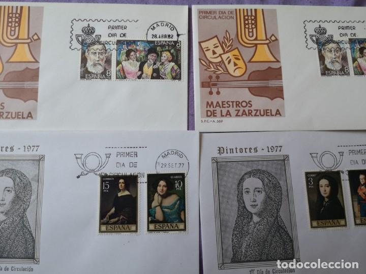 Sellos: Carta postal maestro de la zarzuela y mas - Foto 2 - 172399738