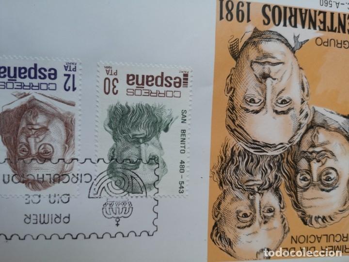 Sellos: Carta postal maestro de la zarzuela y mas - Foto 4 - 172399738