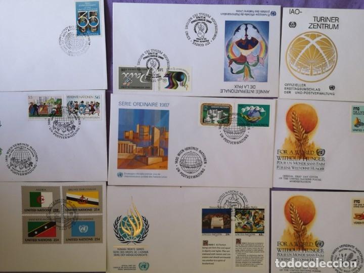 Sellos: Carta postal y más Naciones Unidas - Foto 4 - 172401060