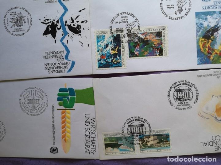 Sellos: Carta postal y más Naciones Unidas - Foto 6 - 172401060