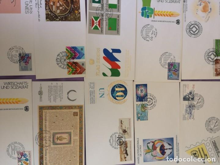 Sellos: Carta postal y más Naciones Unidas - Foto 7 - 172401060