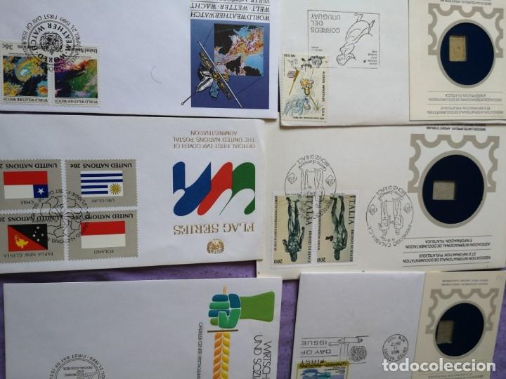 Sellos: Carta postal y más Naciones Unidas - Foto 9 - 172401060