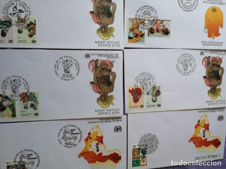 Sellos: Carta postal y más Naciones Unidas - Foto 10 - 172401060