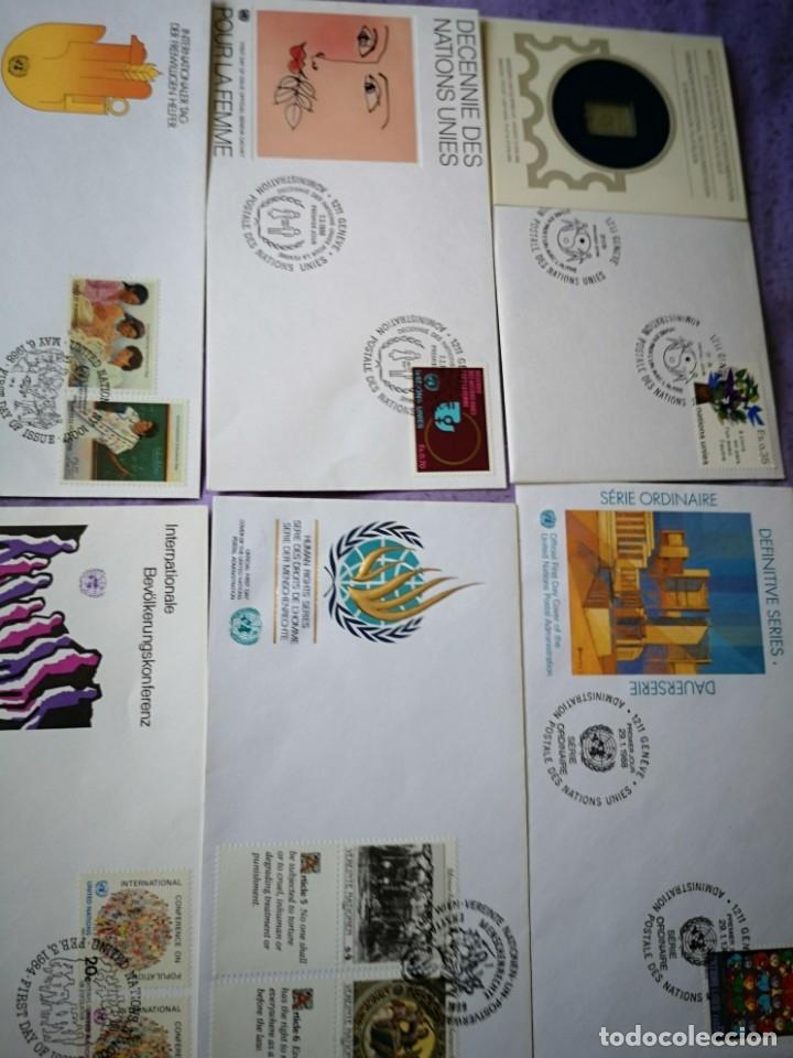 Sellos: Carta postal y más Naciones Unidas - Foto 11 - 172401060