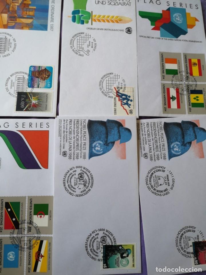 Sellos: Carta postal y más Naciones Unidas - Foto 12 - 172401060