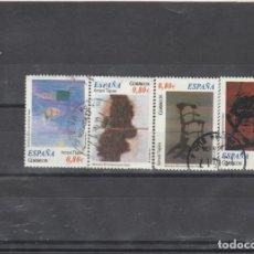 Sellos: ESPAÑA 2011 - EDIFIL NRO. 4664A-D - USADOS. Lote 172713937