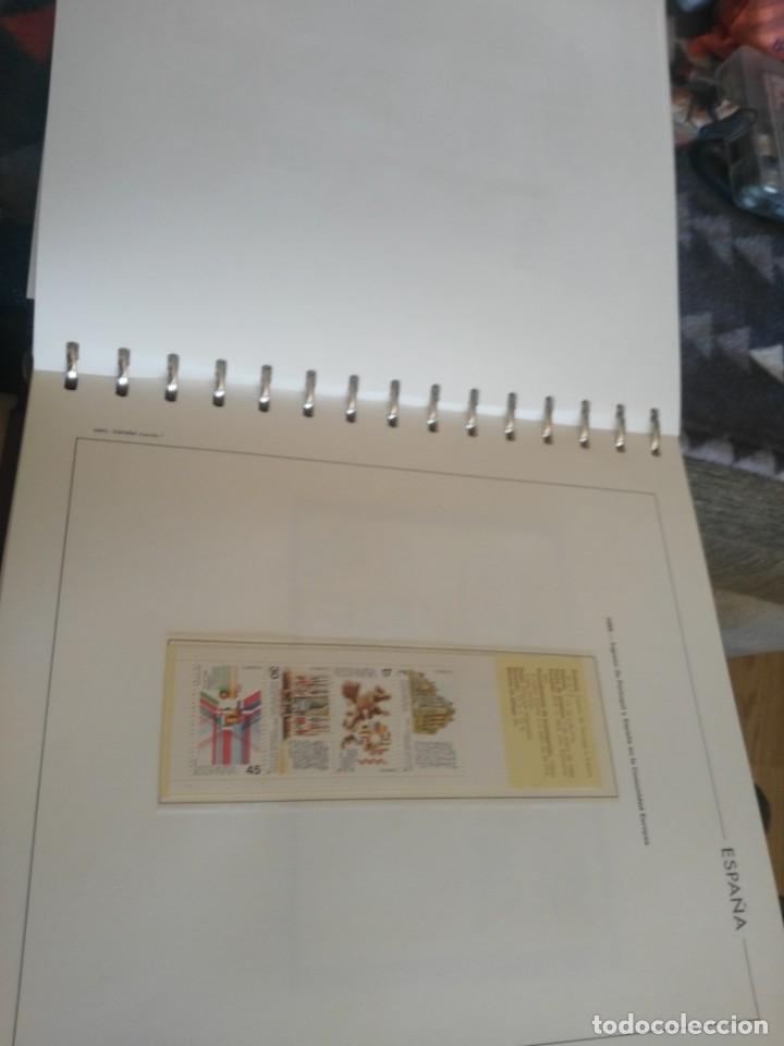 Sellos: album de sellos desde el año 1977 a 1987 - sellos nuevos - Foto 4 - 173207645