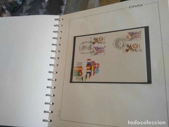 Sellos: album de sellos desde el año 1977 a 1987 - sellos nuevos - Foto 5 - 173207645