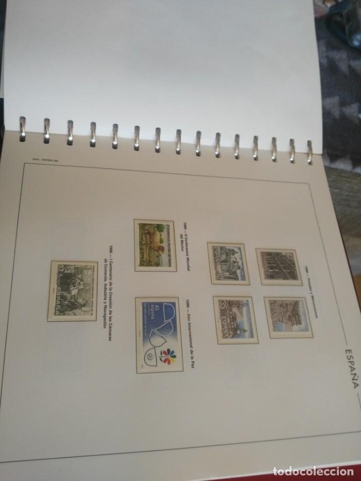 Sellos: album de sellos desde el año 1977 a 1987 - sellos nuevos - Foto 6 - 173207645