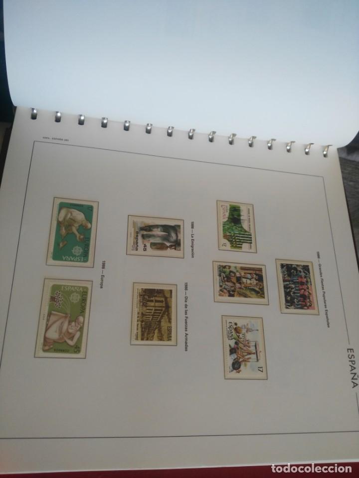 Sellos: album de sellos desde el año 1977 a 1987 - sellos nuevos - Foto 7 - 173207645