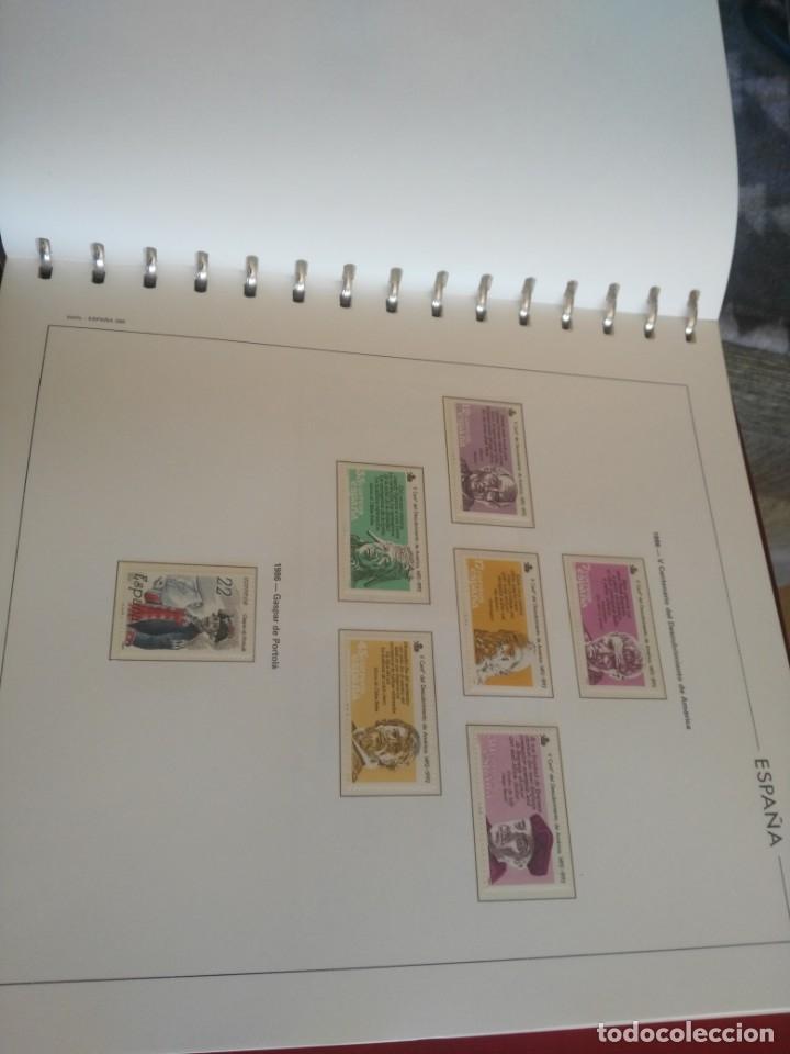 Sellos: album de sellos desde el año 1977 a 1987 - sellos nuevos - Foto 10 - 173207645