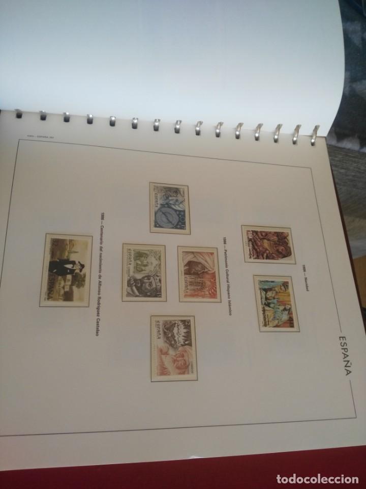 Sellos: album de sellos desde el año 1977 a 1987 - sellos nuevos - Foto 12 - 173207645