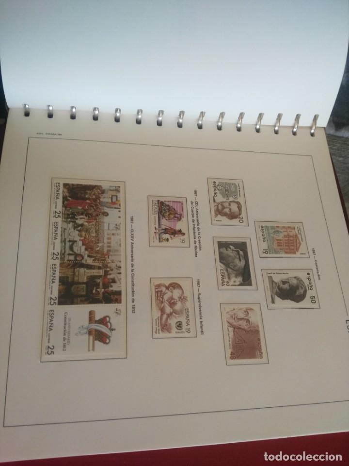 Sellos: album de sellos desde el año 1977 a 1987 - sellos nuevos - Foto 15 - 173207645