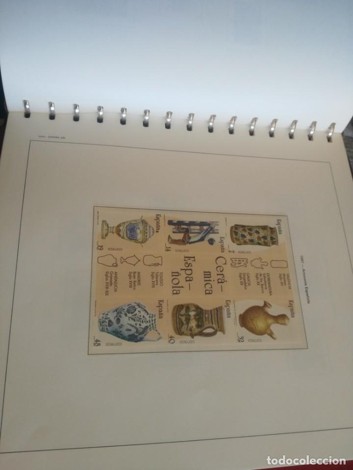 Sellos: album de sellos desde el año 1977 a 1987 - sellos nuevos - Foto 16 - 173207645