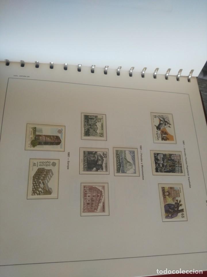 Sellos: album de sellos desde el año 1977 a 1987 - sellos nuevos - Foto 17 - 173207645