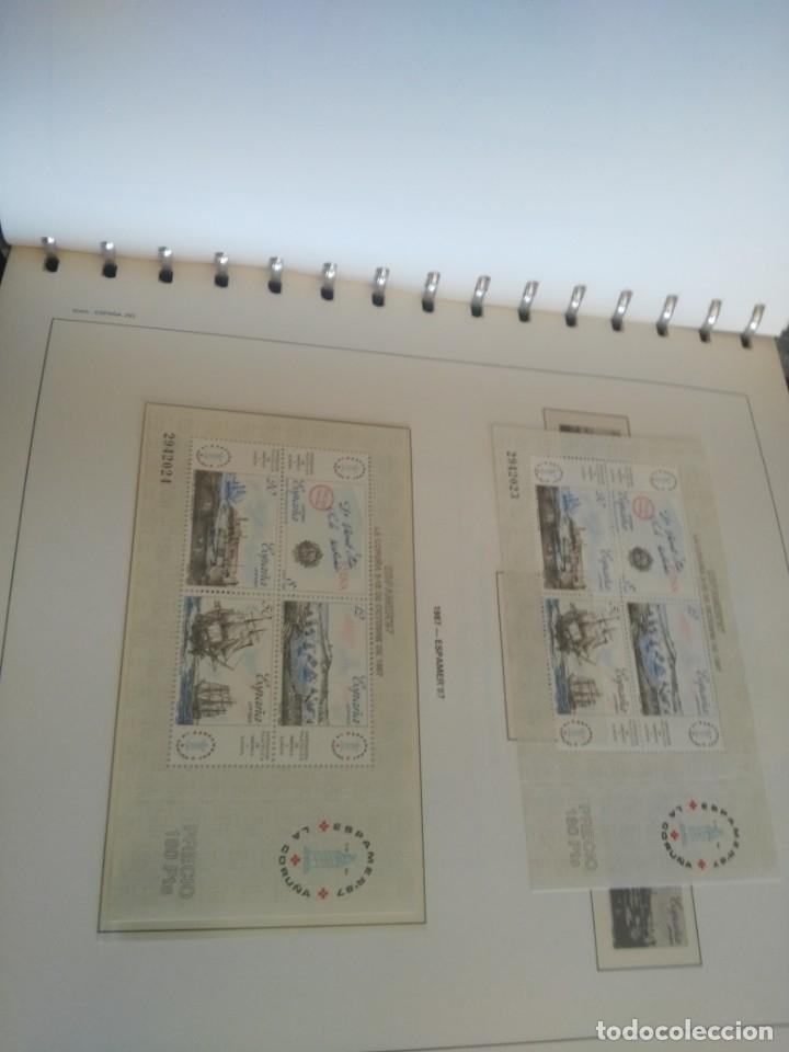 Sellos: album de sellos desde el año 1977 a 1987 - sellos nuevos - Foto 20 - 173207645