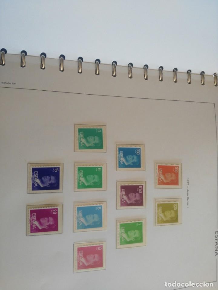 Sellos: album de sellos desde el año 1977 a 1987 - sellos nuevos - Foto 21 - 173207645