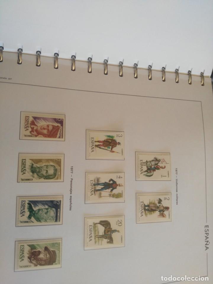 Sellos: album de sellos desde el año 1977 a 1987 - sellos nuevos - Foto 22 - 173207645