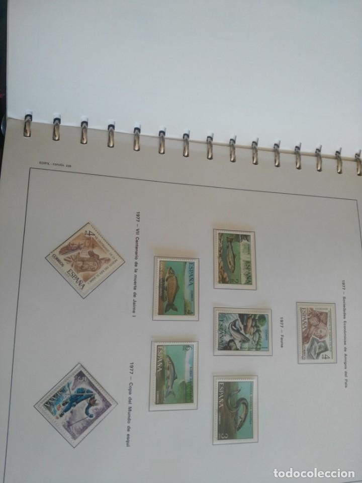 Sellos: album de sellos desde el año 1977 a 1987 - sellos nuevos - Foto 23 - 173207645