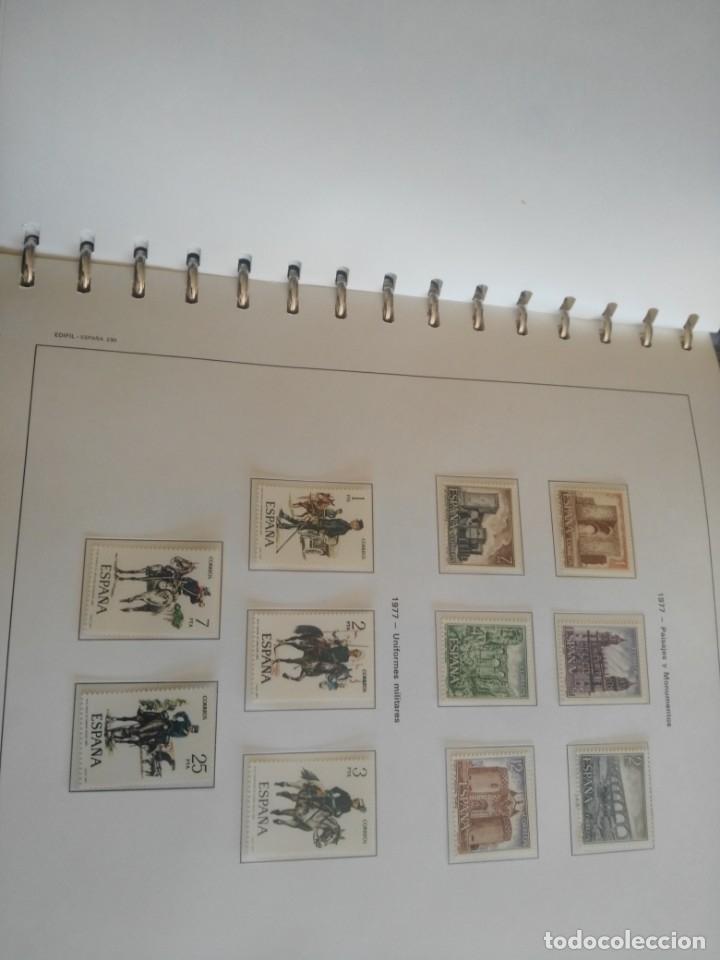 Sellos: album de sellos desde el año 1977 a 1987 - sellos nuevos - Foto 25 - 173207645