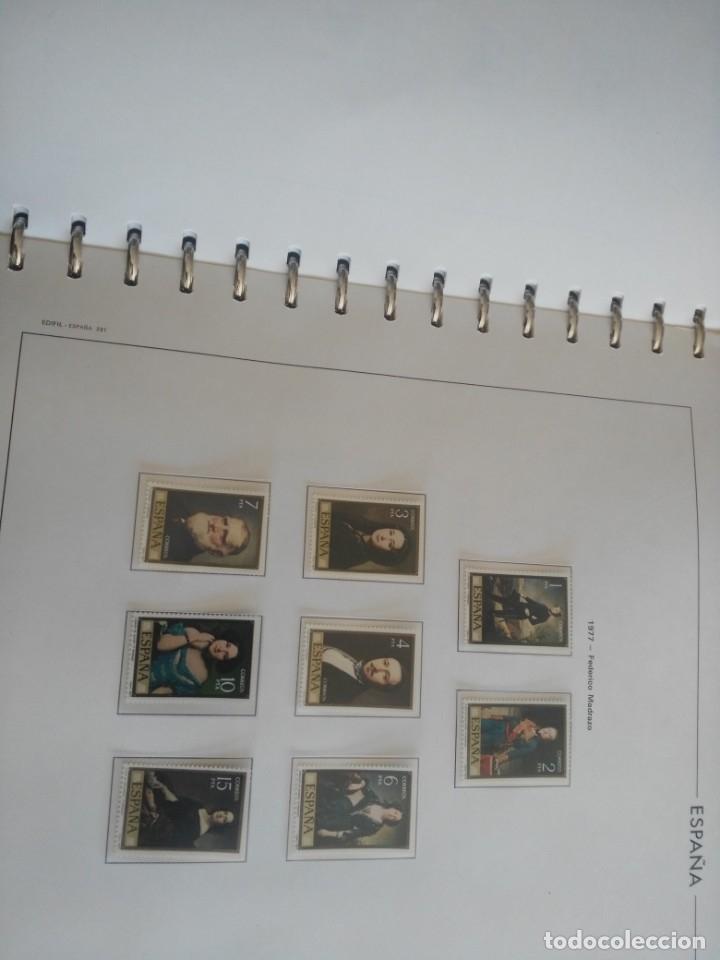 Sellos: album de sellos desde el año 1977 a 1987 - sellos nuevos - Foto 26 - 173207645