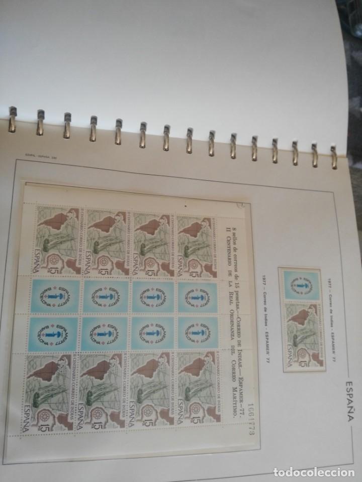 Sellos: album de sellos desde el año 1977 a 1987 - sellos nuevos - Foto 27 - 173207645