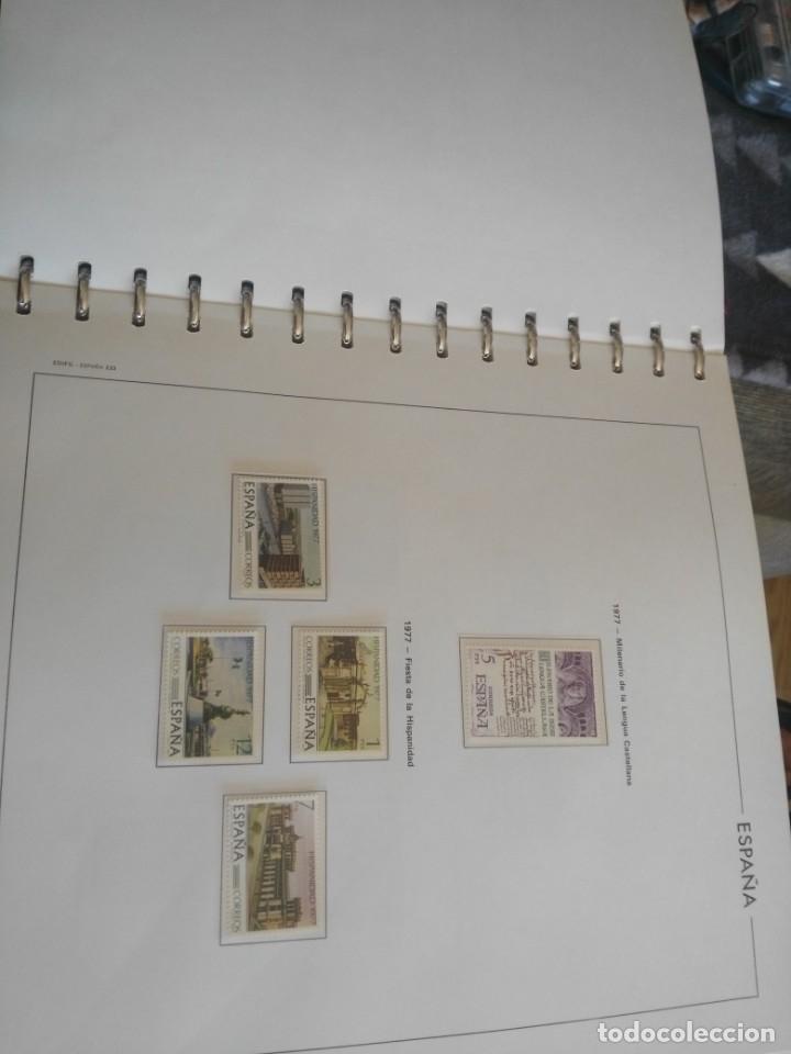 Sellos: album de sellos desde el año 1977 a 1987 - sellos nuevos - Foto 28 - 173207645