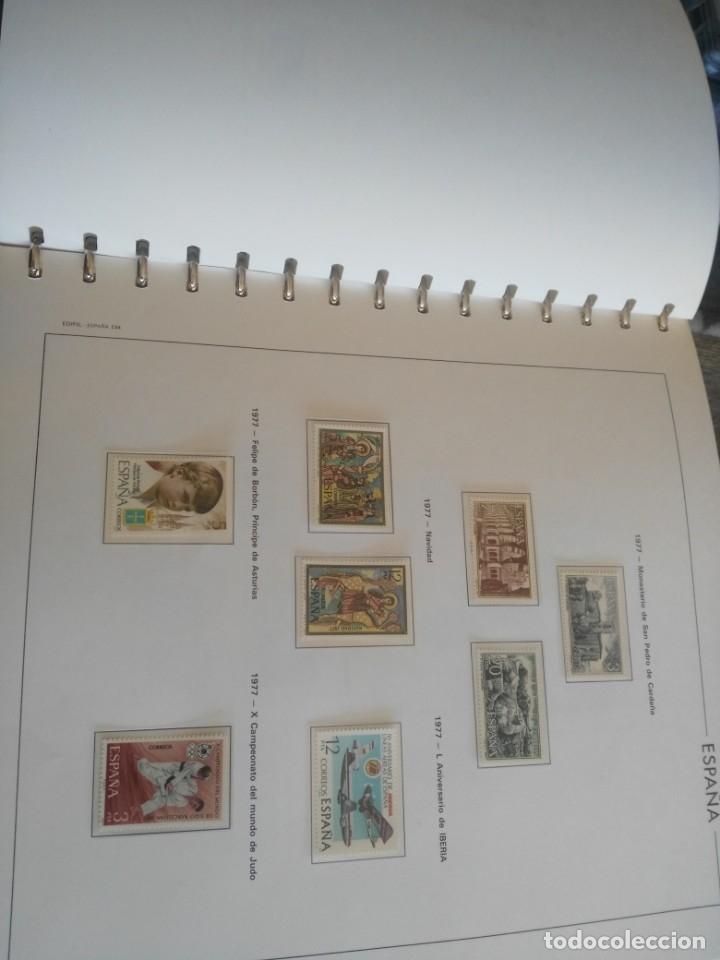 Sellos: album de sellos desde el año 1977 a 1987 - sellos nuevos - Foto 29 - 173207645