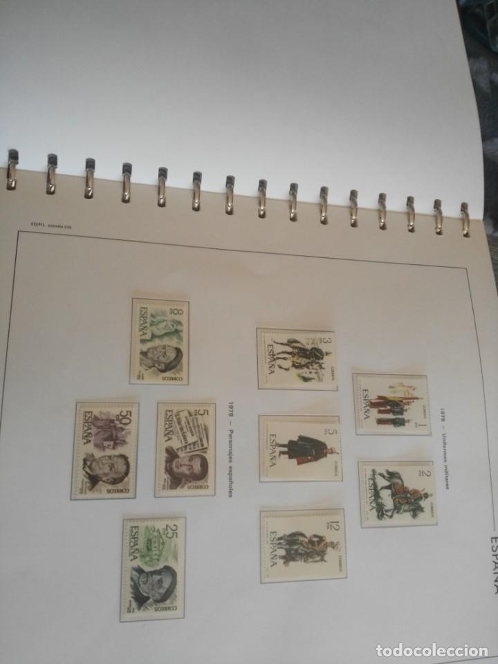 Sellos: album de sellos desde el año 1977 a 1987 - sellos nuevos - Foto 30 - 173207645